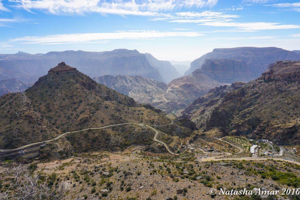 @thebohochica's cover photo for 'Mountain Retreat: Alila Jabal Akhdar Oman'