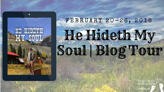 @liladiller's cover photo for 'He Hideth My Soul Blog Tour'