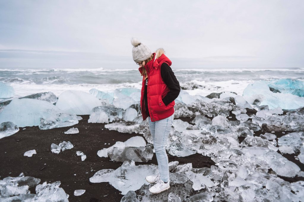 @findingalexx's cover photo for 'Five day Iceland road trip itinerary - Finding X travel blog'
