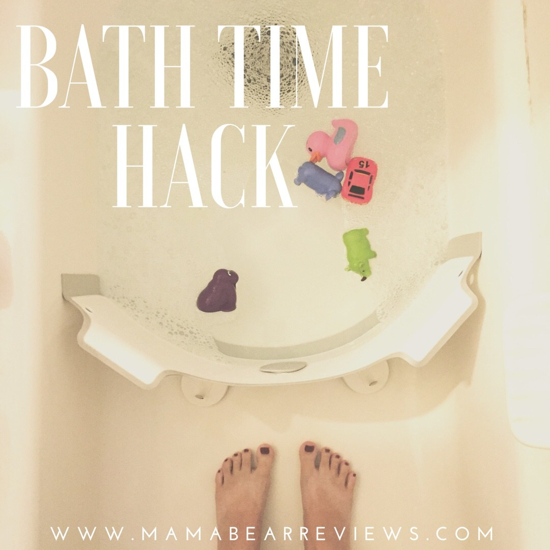 @mamabearreview's cover photo for 'Save water during bath time with this cool gadget! – Mama Bear Reviews'
