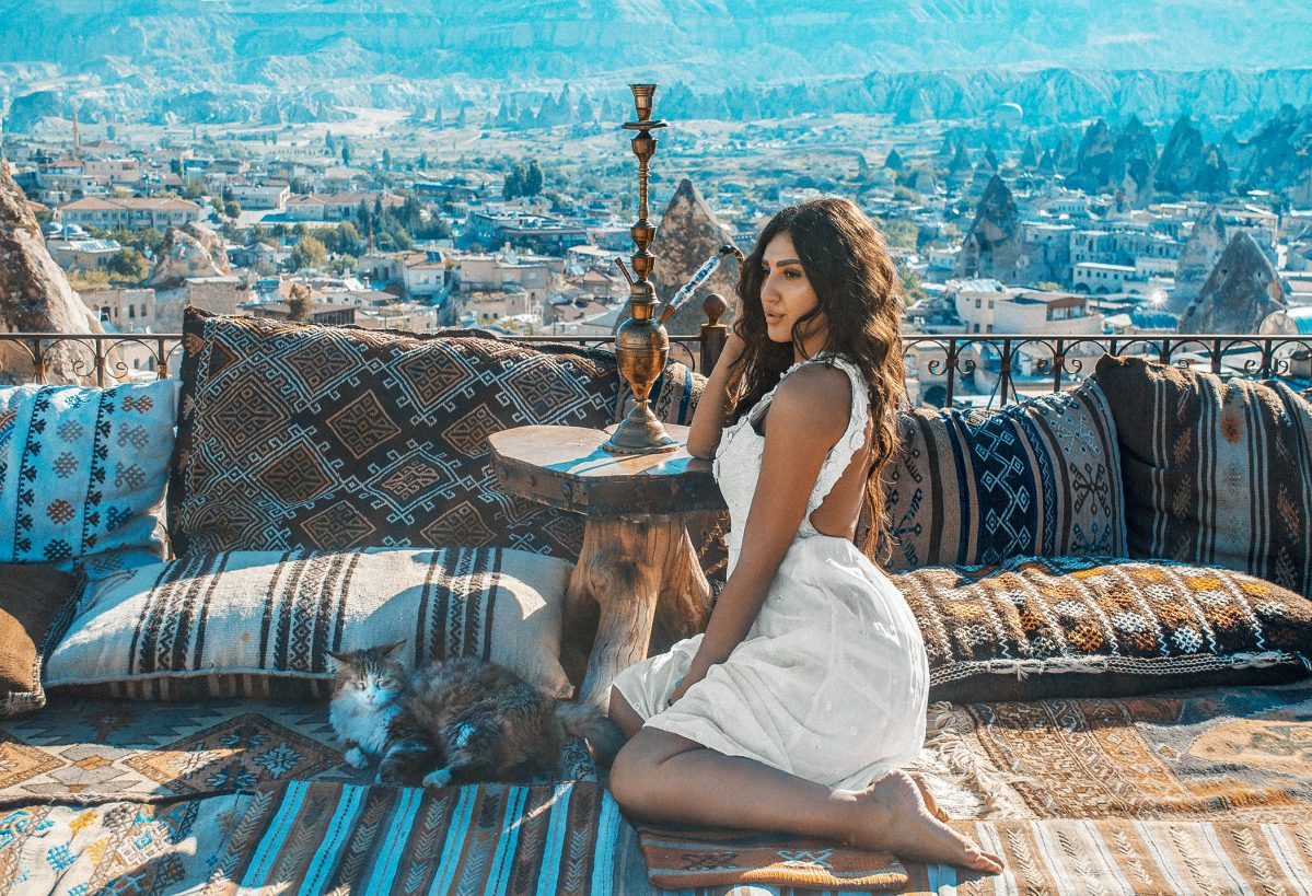 @carol.atieh's cover photo for 'My Magical Trip to Cappadocia • The Sassy Brand'