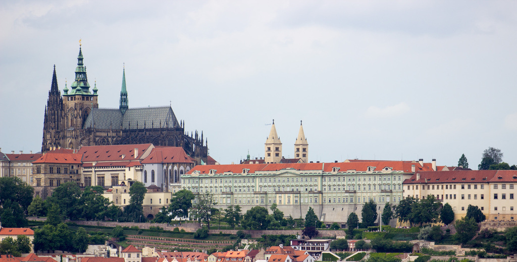 @luxuriouslifestyles.co's cover photo for 'Hotel Klarov: An Oasis In The Heart Of Prague'