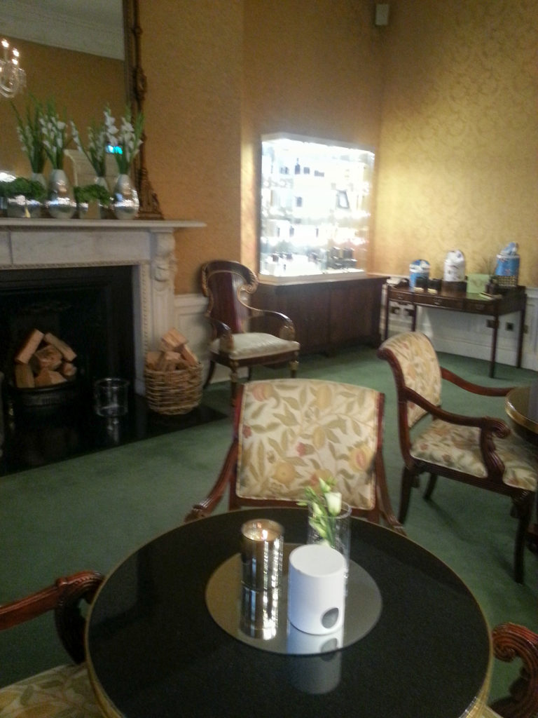 @luxuriouslifestyles.co's cover photo for 'The Luxurious Shelbourne Spa in Dublin, Ireland - Luxurious Lifestyles'