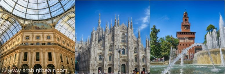 @crabintheair's cover photo for 'Things To Do in Milan - What To Do in Milan Italy: Sightseeing & Attractions'