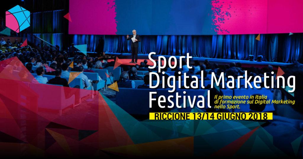 @matteo_arlotti's cover photo for 'Sport Digital Marketing Festival (13/14 Giugno 2018) - MatteoArlotti.it'