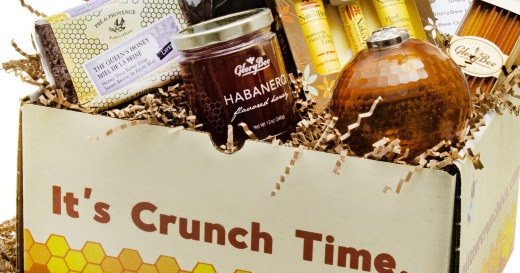 @jeni_fini's cover photo for 'Glitter Crunch Box - Honey Theme'