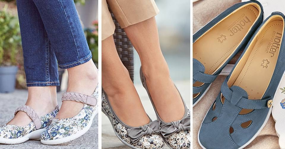 @jeni_fini's cover photo for 'Hotter Shoes - Comfort For The Sole'