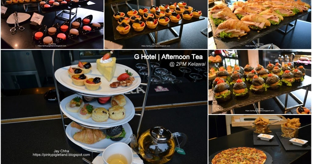 @jaychha's cover photo for 'G Hotel's Afternoon Tea Photo Challenge and Food Review at 2 PM for Bloggers @ G Hotel Kelawai, Penang'