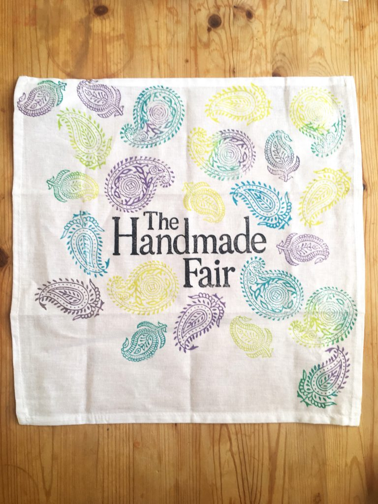 @sarah_walker2101's cover photo for 'The Handmade Fair launch - Yellow Feather'