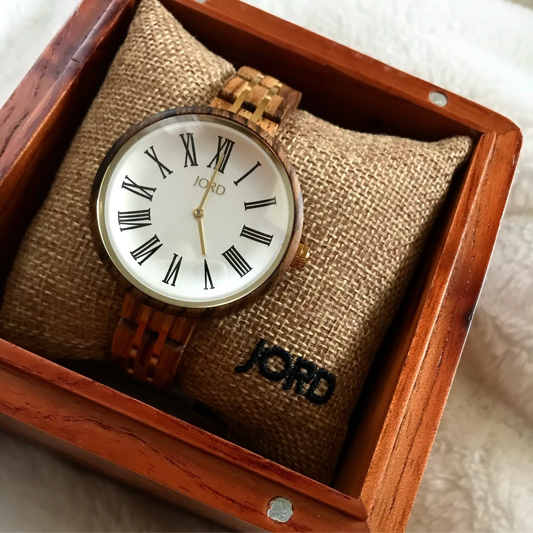 @bold.and.bliss's cover photo for 'JORD: A Timeless Women's Watch'