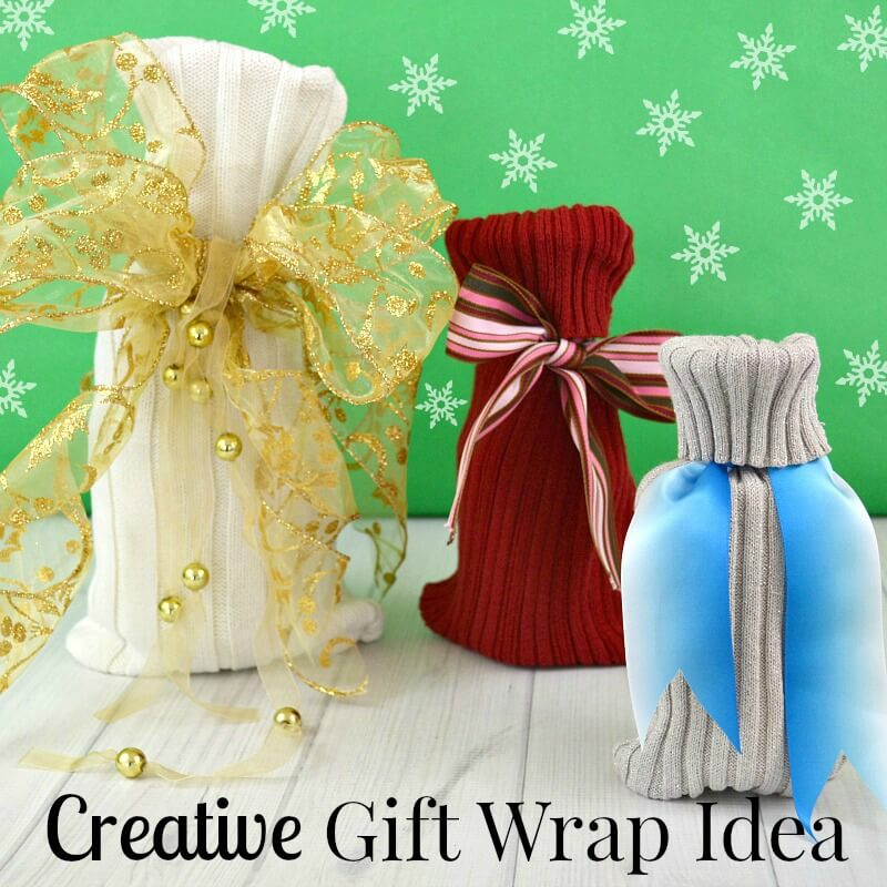 @organized31's cover photo for 'Creative Gift Wrap Idea - Organized 31'