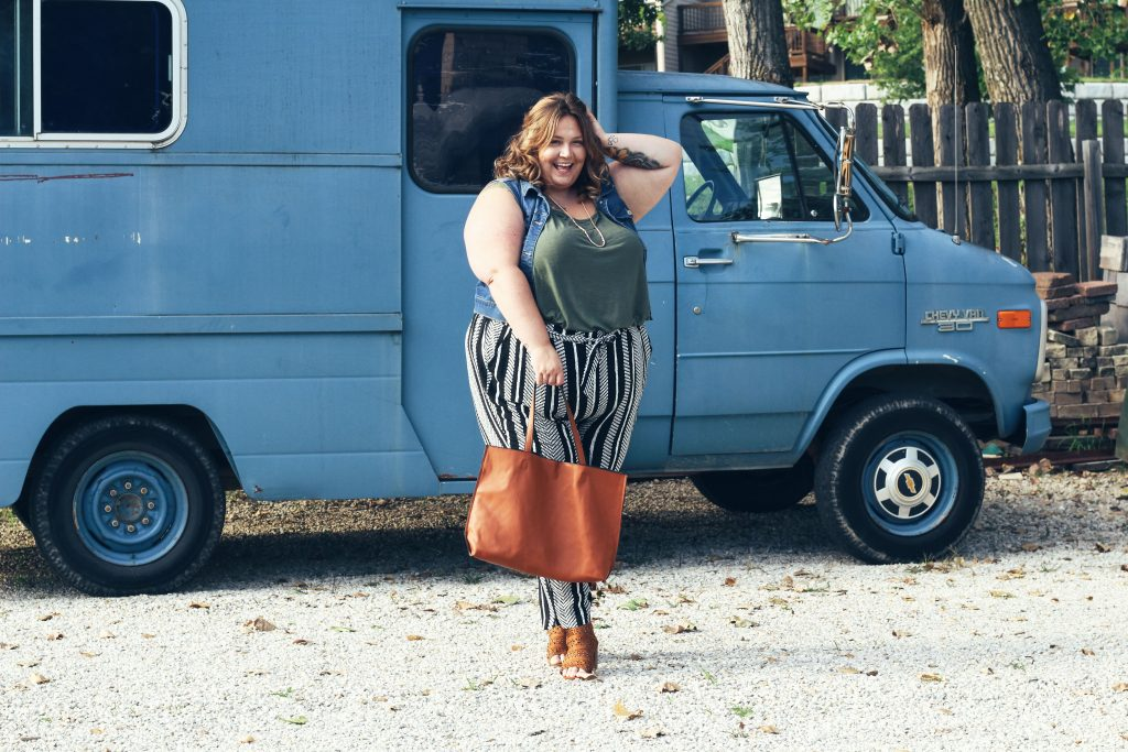 @fatgirlflow's cover photo for 'Fancy Plus Size Pants'