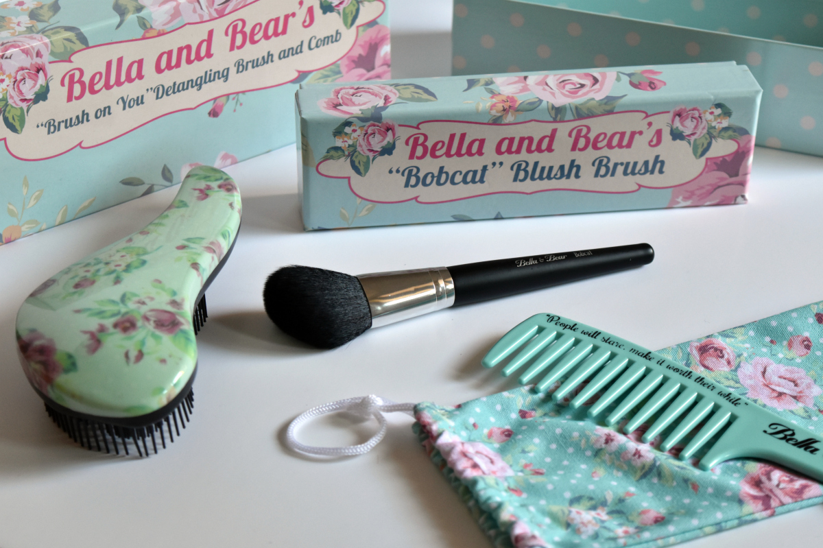 @morethangreens's cover photo for 'Bella and Bear – Affordable, Cruelty-Free Hair and Beauty'