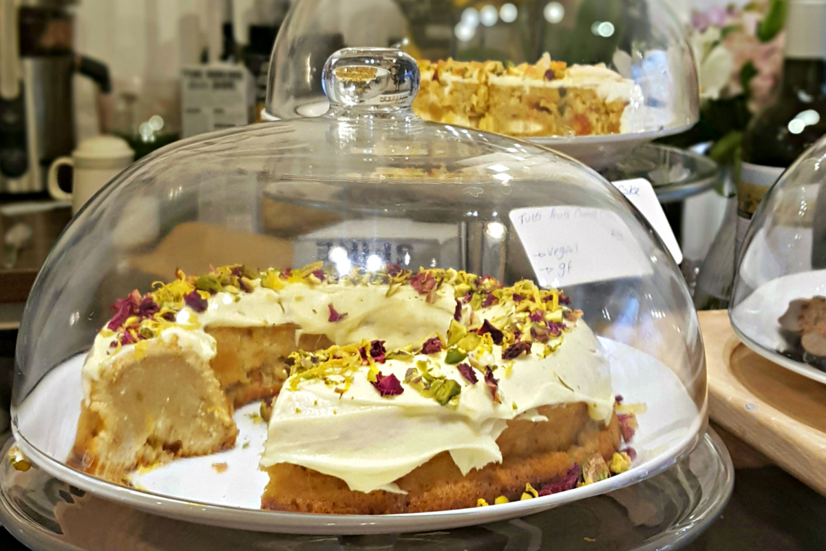 @morethangreens's cover photo for 'Vegan Brunch at The Retreat Kitchen in London'