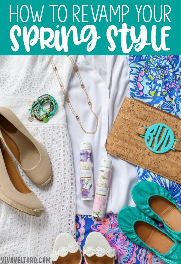 @vivaveltoro's cover photo for 'How to Easily Revamp Your Spring Style - Viva Veltoro'