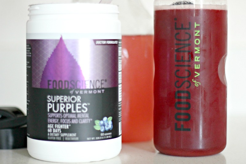 @ellenblogs's cover photo for 'Support Healthy Aging and Mental Clarity with Superior Purples'