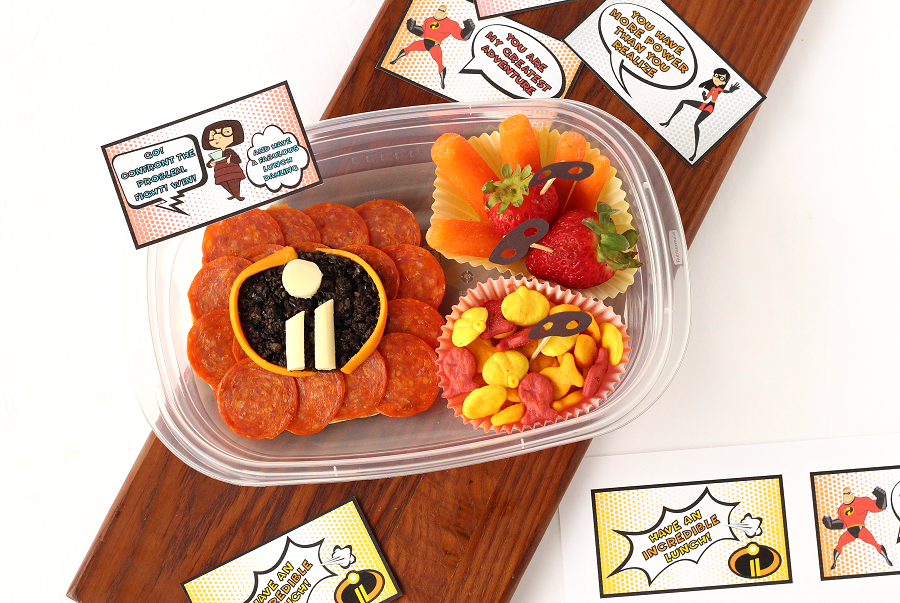 @raisingwhasians's cover photo for 'FREE Incredibles 2 Lunch Notes Printable + Bento Box Ideas - Raising Whasians'