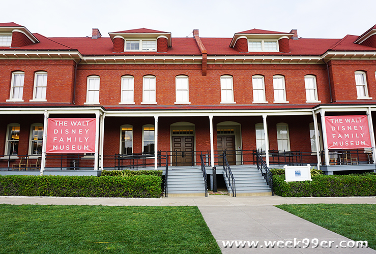 @week99er's cover photo for 'Inside The Walt Disney Family Museum and Why Fans Will Love to Tour It #Waltogram #Incredibles2Event'