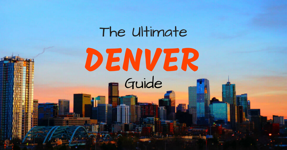 @travellemming's cover photo for 'The Ultimate Denver Travel Guide (By a Local!) - Travel Lemming'