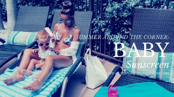 @ildahobert's cover photo for 'Aveeno Baby Sunscreen - World of Modern Mom'