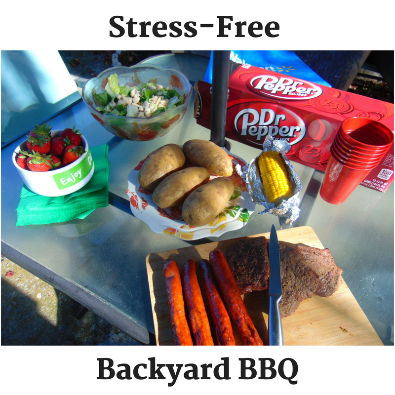 @pamallen16's cover photo for 'How to Throw a Stress-Free Backyard BBQ Party'