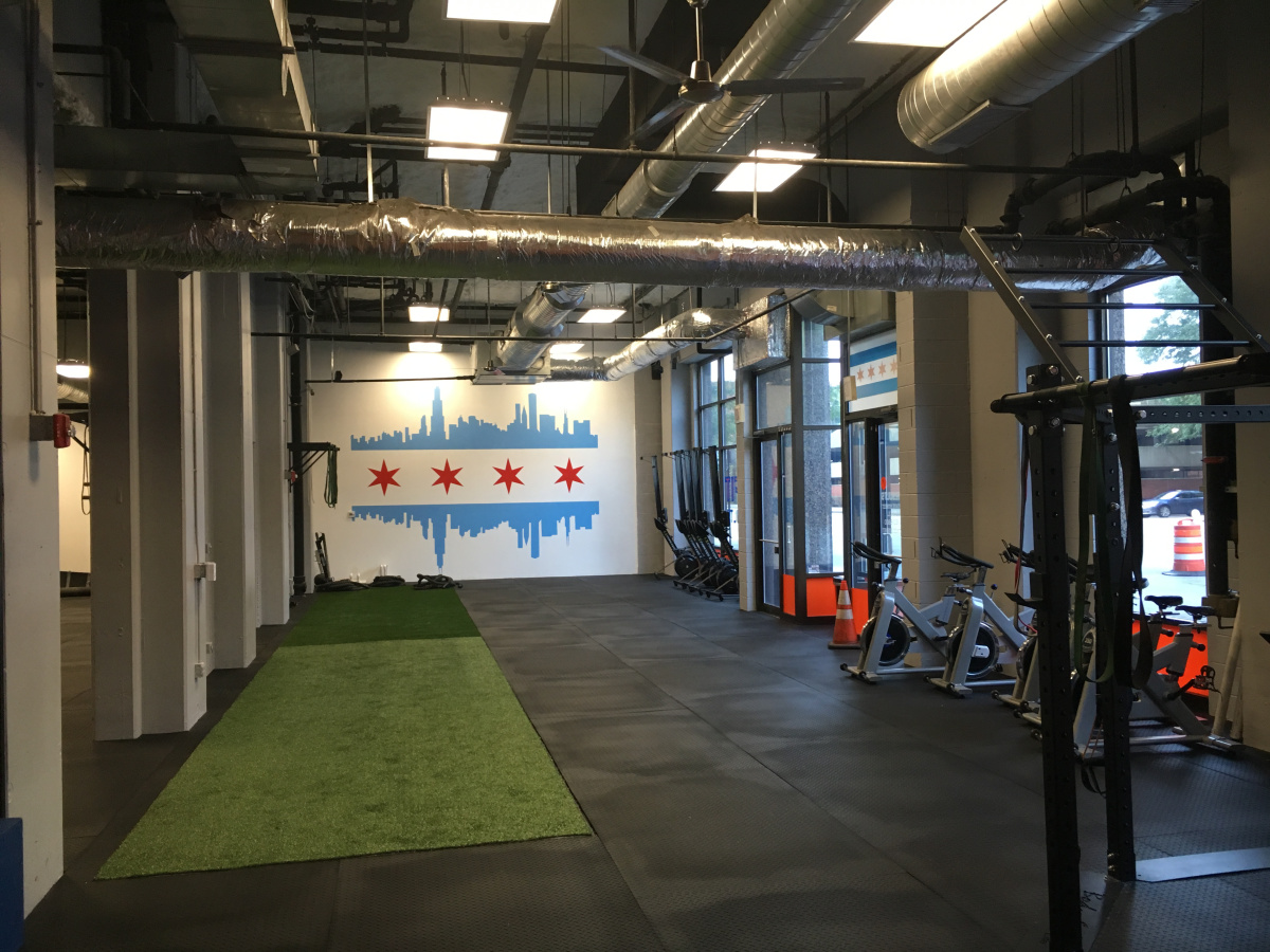 @sany.delight's cover photo for 'Support Local Businesses: Fit Results Gym in South Loop Chicago proves Fitting Results!'