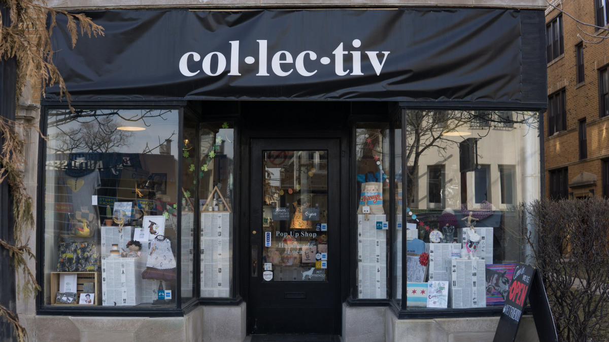 @sany.delight's cover photo for 'Support Local Businesses: How Portage Park is on a come up thanks to Col-lec-tiv Pop Up Shop!'