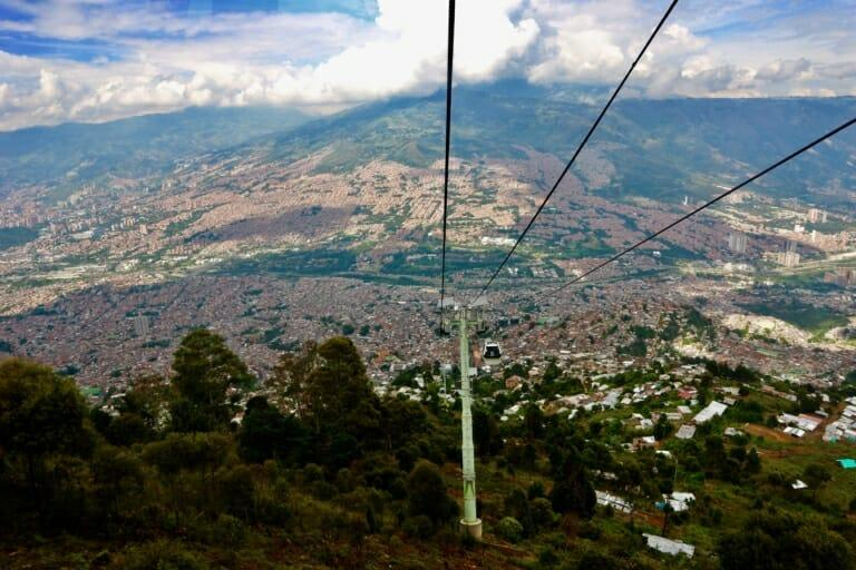 @easttowestrms's cover photo for 'TRAVELING TO MEDELLIN, COLOMBIA GUIDE: IT'S SAFE, GO!'