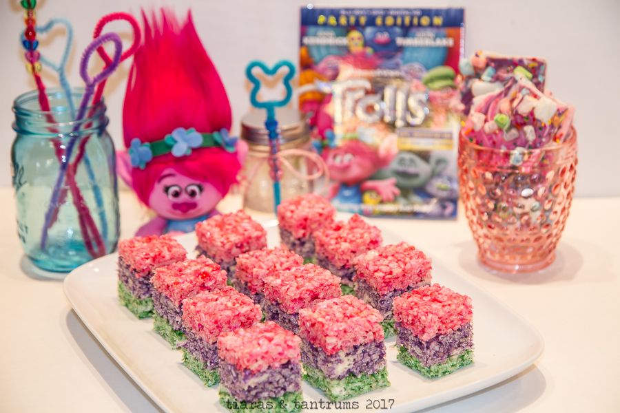 @tiarastantrums's cover photo for 'Bring Home Happy with DreamWorks Trolls | Family Movie Night Ideas'