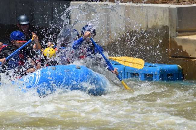 @lilfamadventure's cover photo for 'This is Why You'll Want to Visit Riversport OKC   Little Family Adventure'