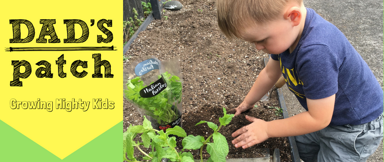 @dadspatch's cover photo for 'Growing Mighty Kids... | Dads Patch'