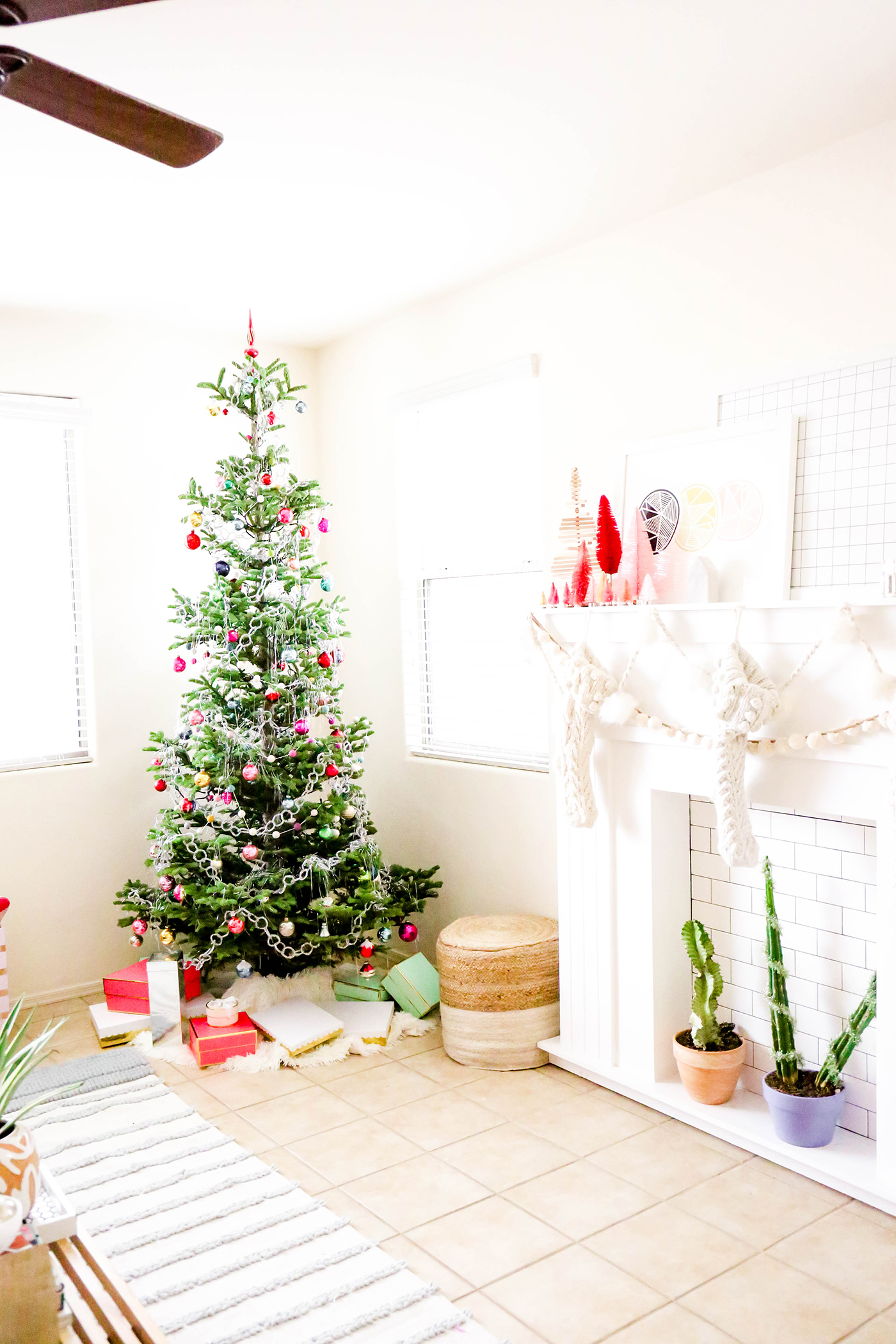 @theproperblog's cover photo for 'Mission Merry \ Holiday House Tour & Christmas Card Sneak Peek'
