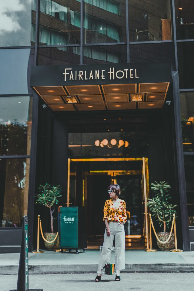 @lovefrom_rachel's cover photo for 'Fairlane Hotel Review - Love from, Rachel'