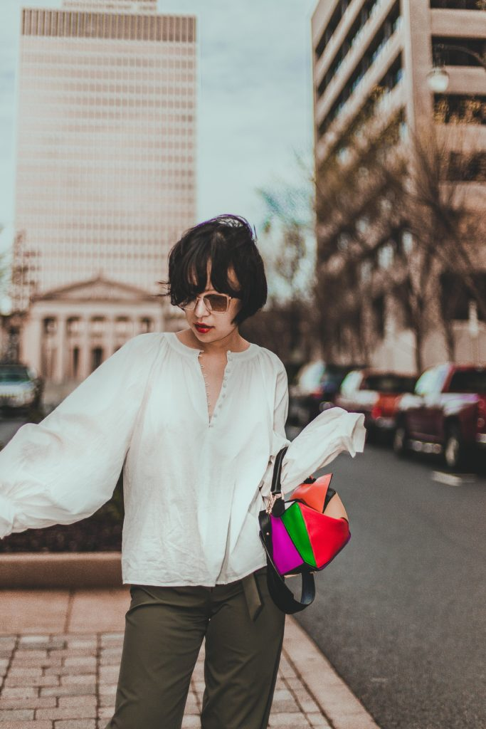 @lovefrom_rachel's cover photo for 'Puff sleeves - Love from, Rachel'