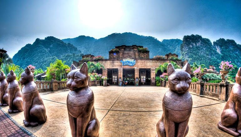 @sunstylefiles's cover photo for 'LOST WORLD OF TAMBUN : LUMINOUS FOREST ¦ SUNSTYLEFILES'