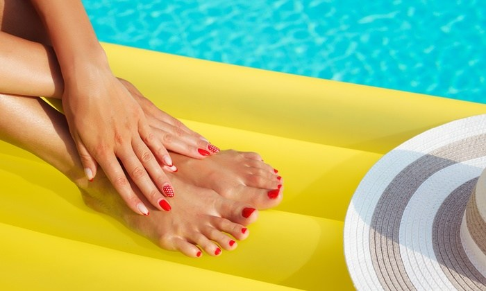 @sunstylefiles's cover photo for 'HOW TO PROTECT YOUR NAILS IN SUMMER ¦ SUNSTYLEFILES'