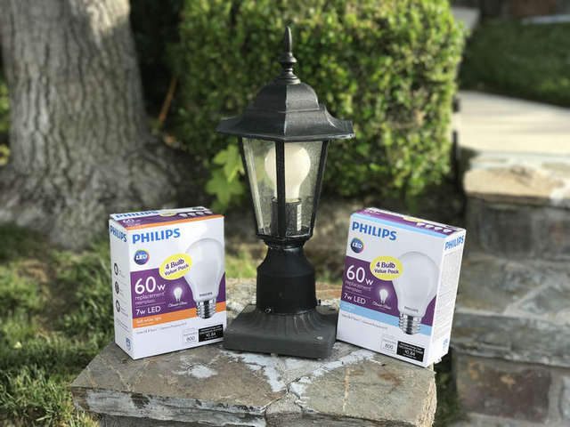 @suburbanmen's cover photo for 'It's Time to Upgrade To Philips Classic Glass LED Light Bulbs'