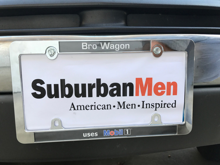 @suburbanmen's cover photo for 'Do You Have a Special Name for Your Car?'