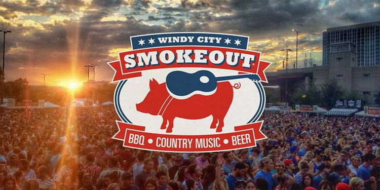 @suburbanmen's cover photo for 'Windy City Smokeout Delivered the Best of BBQ, Beer & Country Music (47 Photos)'