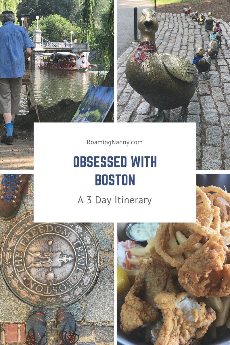 @roamingnanny's cover photo for 'Obsessed with Boston: a 3 Day Itinerary'