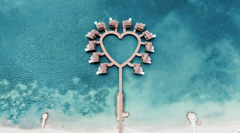 @theworldupcloser's cover photo for 'Sandals Overwater Bungalows: South Coast Jamaica'