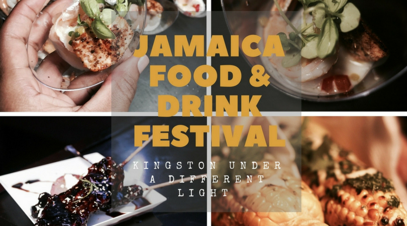 @theworldupcloser's cover photo for 'Kingston Under A Different Light: Food & Flavour'