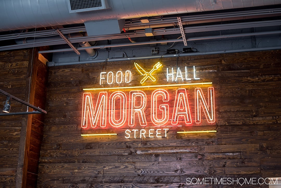@sometimeshome's cover photo for 'Full Review of Morgan Street Food Hall in Raleigh North Carolina'