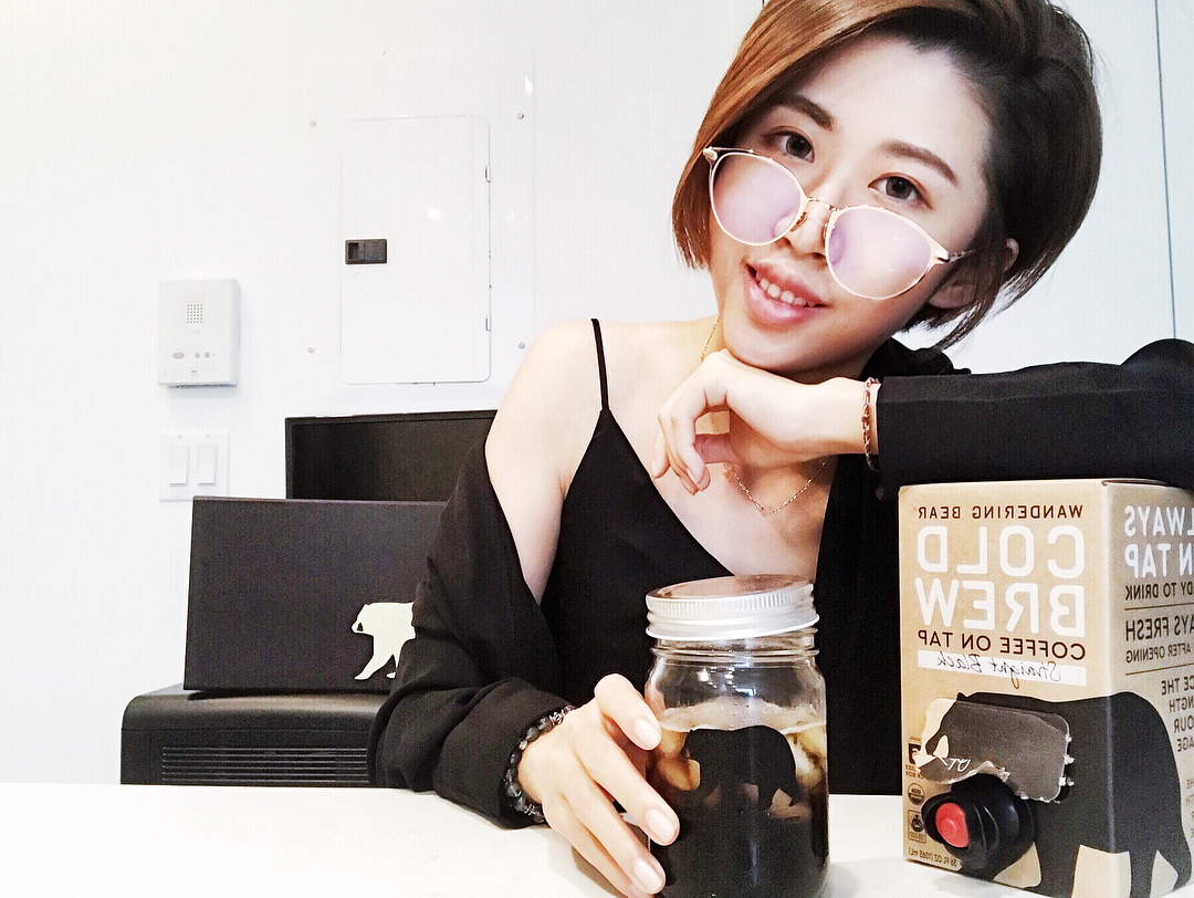 "@_daisyliu's cover photo for 'Daisy Liu on Instagram: ""morning ritual☕️ @wanderingbearco .