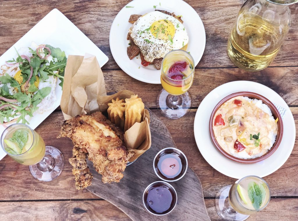 @kissmysthrnsass's cover photo for 'Barcelona: Bubbles + Brunch - Kiss My Southern Sass'