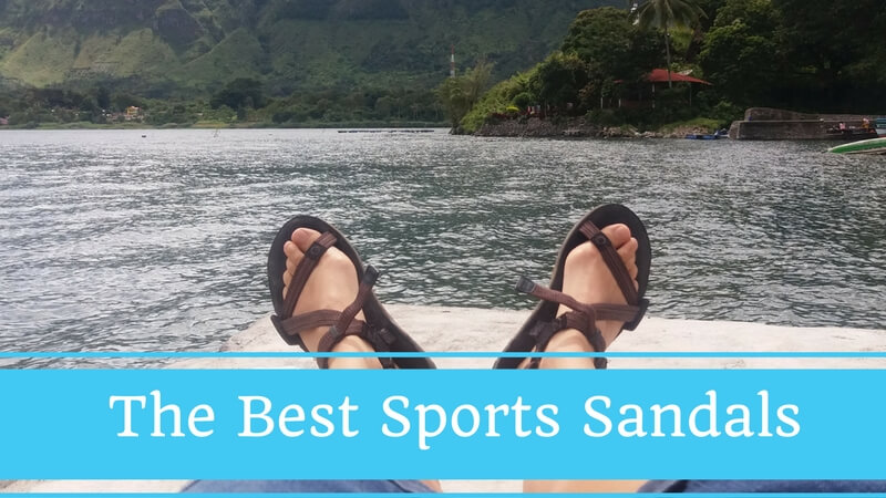 @parenting.passports.profits's cover photo for 'The Best Sports Sandals - Xero Shoes Z Trail Review'