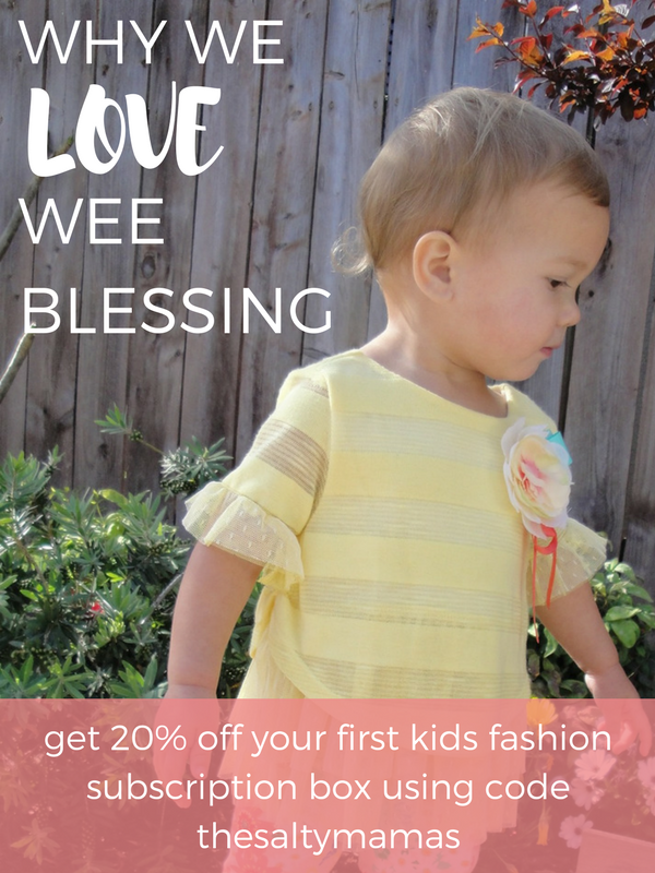 @thesaltymamas's cover photo for 'Why We LOVE Wee Blessing! (And a Salty Mama Discount!!) – The Salty Mamas'