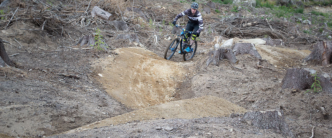 @emerald_mtb's cover photo for 'Opening Day at Glencullen Adventure Park the GAP'