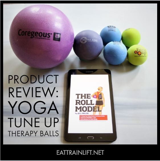 @sallyarsenault's cover photo for 'Product Review: Yoga Tune Up Therapy Balls'