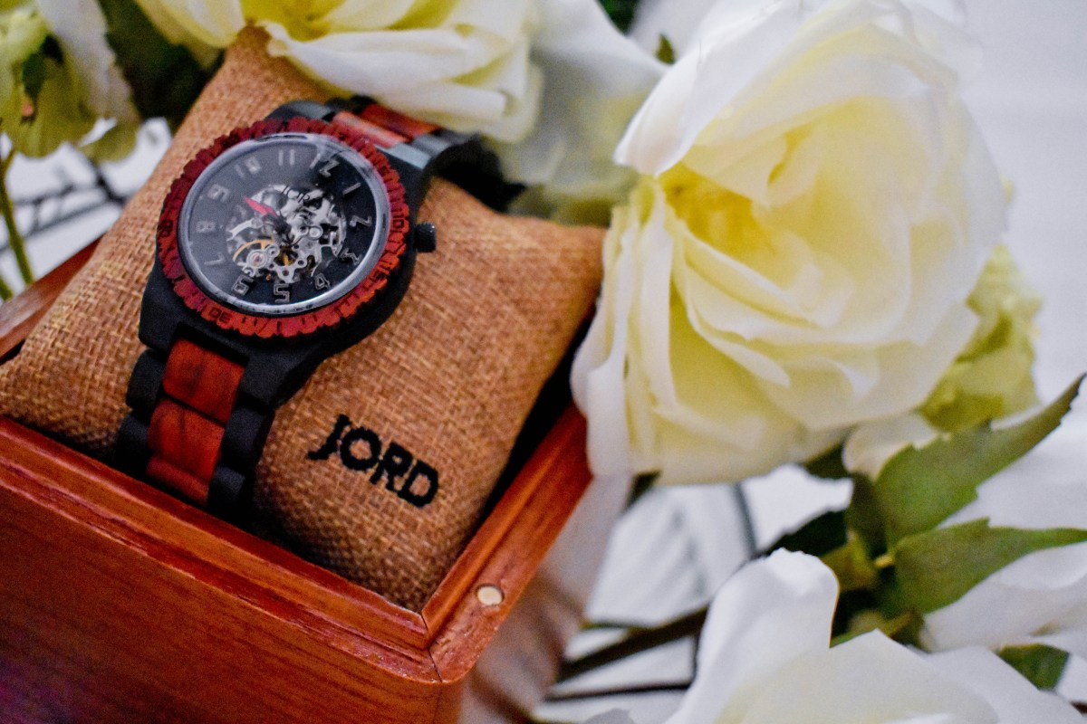 @mainstreetjessii's cover photo for 'Unique Wood Watches: The Perfect Wedding Gift For Him'